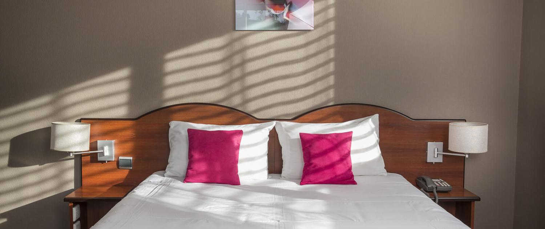 Chambre Supérieur - Lit confortable